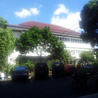 Photo taken at Jurusan Teknik Elektro dan Teknologi Informasi UGM by Budy S. on 6/4/2013