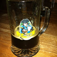 Photo taken at Corsaire Microbrasserie by Pascalou01 on 12/29/2012