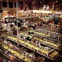 Photo taken at Amoeba Music by Kyoko B. on 11/24/2012