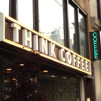 Photo taken at Think Coffee by Dale T. on 6/18/2013