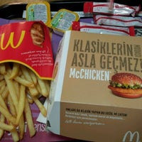Photo taken at McDonald's by Nihal B. on 10/2/2013