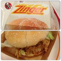 Photo taken at KFC by Charmane Teresse J. on 1/26/2013