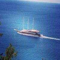 Photo taken at Antalya Hotel by Seda T. on 7/4/2013
