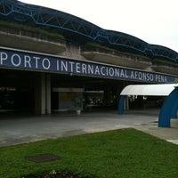 Photo taken at Aeroporto Internacional de Curitiba / Afonso Pena (CWB) by Juca B. on 5/23/2013
