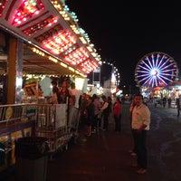 Photo taken at Big Fresno Fair by Frank C. on 10/9/2013