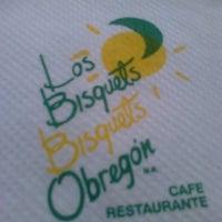 Photo taken at Los Bisquets Bisquets Obregón by Jazz S. on 6/28/2013
