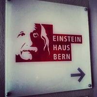 Photo taken at Einstein-Haus by Alejandro Q. on 10/18/2012