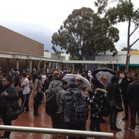Photo taken at Western Sydney U Bankstown by Jonas C. on 5/23/2013