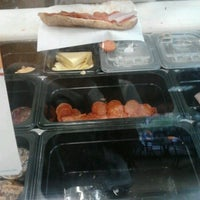 Photo taken at Subway by William A. on 11/18/2012