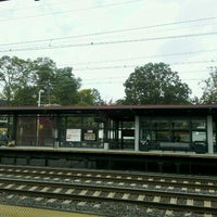 Photo taken at NJT - Metropark Station (NEC) by Evan C. on 9/28/2012