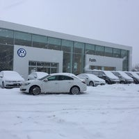 Photo taken at Volkswagen Fatih Otomotiv Ünye by A.Burak on 1/30/2017