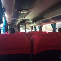 Photo taken at Ônibus da ABM by Marcelo V. on 1/31/2014