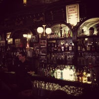 Photo taken at Pete's Tavern by Demetri K. on 1/19/2013