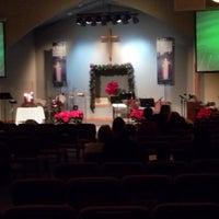 Photo taken at Northwest baptist church by Joe N. on 12/24/2015