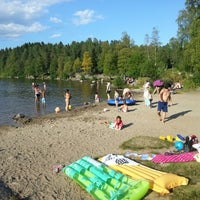 Photo taken at Sognsvann by Roger S. on 7/21/2013