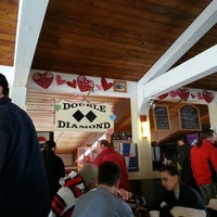 Photo taken at double-diamond bar by Brian F. on 2/9/2013