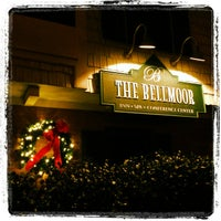 Photo taken at The Bellmoor Inn & Spa by Stevie J. on 12/31/2012