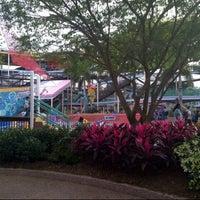 Photo taken at Shamu's Happy Harbor by Randy J. on 1/13/2013