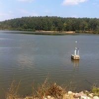 Photo taken at Murphey Candler Park by Michael R. on 10/6/2012