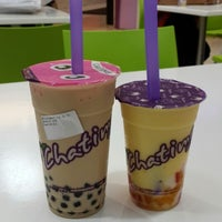 Photo taken at Chatime by Princess C. on 1/28/2014