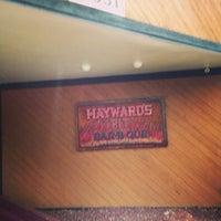 Photo taken at Hayward's Pit Bar-B-Que by David C. on 3/23/2013