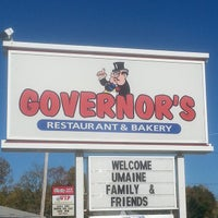 Photo taken at Governor's Restaurant by Andy L. on 10/3/2014