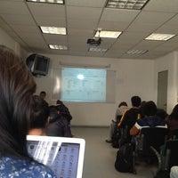 Photo taken at Universidad del Valle de Mexico by Chris H. on 2/27/2013