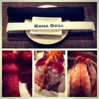 Photo taken at Kona Grill by Sean H. on 3/10/2013