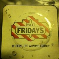 Photo taken at TGI Fridays by Barry R. on 2/17/2013