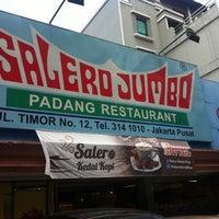 Photo taken at Salero Jumbo by Sofian W. on 4/3/2014
