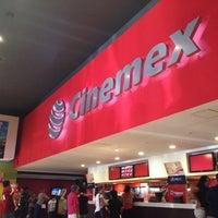 Photo taken at Cinemex by Fernandinho G. on 8/10/2013