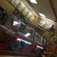 Photo taken at Subway by Samantha L. on 3/28/2013