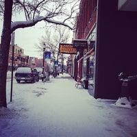 Photo taken at Nova Cafe by Keri F. on 1/12/2013
