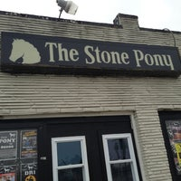 Photo taken at The Stone Pony by Amanda P. on 2/28/2013