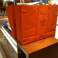 Photo taken at Hermès by Sergey R. on 11/28/2012