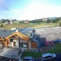 Photo taken at Hotel Galileo by Lenčitka on 7/29/2016