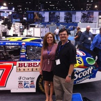 Photo taken at IMTS-International Manufacturing Technology Show by Donna F. on 9/14/2012