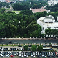 Photo taken at Mahkamah Agung Republik Indonesia by Rahma R. on 3/14/2016