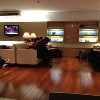 Photo taken at Sala VIP Citibank Diners by Ricardo D. on 7/11/2013