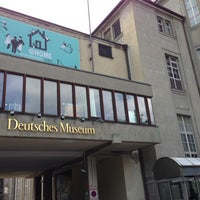 Photo taken at Deutsches Museum by MOHAMMED B!N A. on 6/9/2013