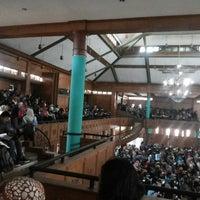 Photo taken at Balai Pertemuan Umum (BPU) by Arin Aisah A. on 9/16/2014