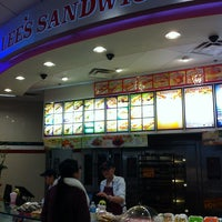 Photo taken at Lee's Sandwiches by Lucky C. on 2/20/2013