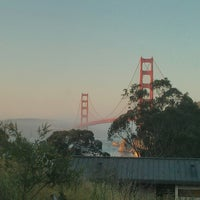 Photo taken at Cavallo Point Lodge by Juston P. on 5/4/2013