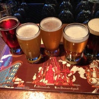 Photo taken at Steamworks Brewing Company by Carrie D. on 7/5/2013