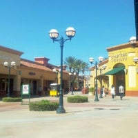 Photo taken at Desert Hills Premium Outlets by Miller P. on 10/2/2012