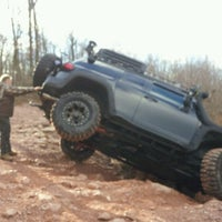 Photo taken at Rausch Creek Off Road Park by Ricardo E. on 11/26/2012