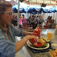 Photo taken at Portland Lobster Company by Jenny E. on 7/3/2013