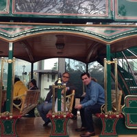 Photo taken at The Trolley At The Grove by Ronald R. on 12/6/2013
