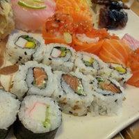 Photo taken at Sushi Koba by Marcel S. on 1/11/2013