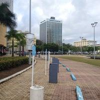 Photo taken at Torre Municipal De San Juan by Kenneth R. on 4/4/2014